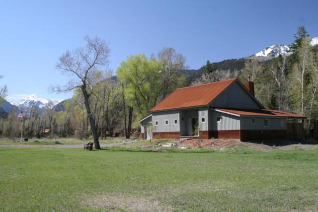 17285 Us-550, Ridgway, CO 81432 (MLS #35942) :: Telluride Properties