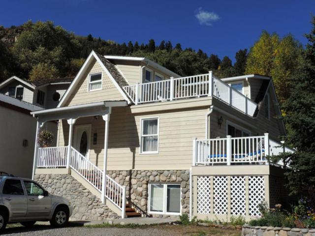 45 Eider Creek Lane, Telluride, CO 81435 (MLS #35946) :: Nevasca Realty