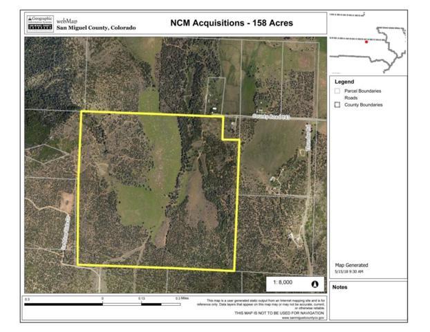 TBD County Road Y43, Norwood, CO 81423 (MLS #35967) :: Telluride Properties