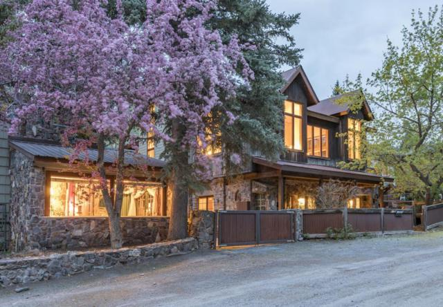 117,119 7th Avenue, Ouray, CO 81427 (MLS #35982) :: Telluride Properties