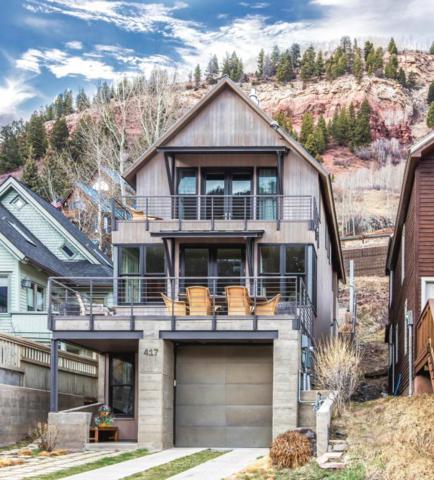 417 E Pandora Avenue, Telluride, CO 81435 (MLS #36025) :: Telluride Properties