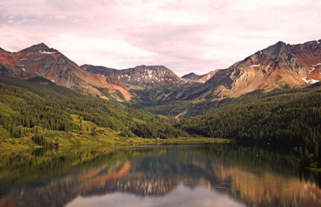 TBD Trout Lake Road #1, Ophir, CO 81426 (MLS #36042) :: Telluride Properties
