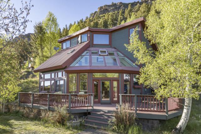 33 Hillside Lane, Telluride, CO 81435 (MLS #36051) :: Telluride Properties