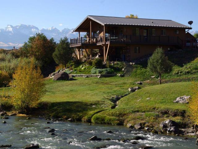 184 County Road 24, Ridgway, CO 81432 (MLS #36055) :: Telluride Properties
