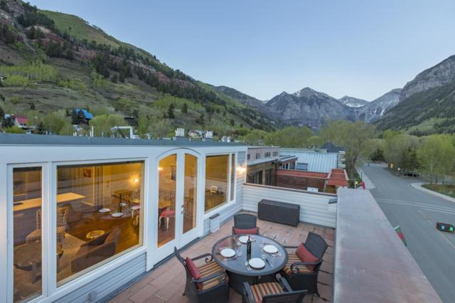 317 E Colorado Avenue #3, Telluride, CO 81435 (MLS #36059) :: Nevasca Realty
