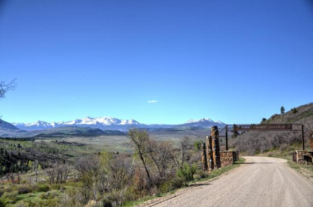 TBD Sneffels View Road 7B, Placerville, CO 81430 (MLS #36080) :: Telluride Properties