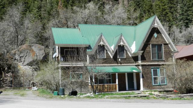 656 Oak Street, Ouray, CO 81427 (MLS #36088) :: Telluride Properties