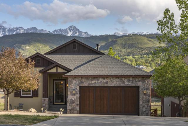 614 River Park Drive, Ridgway, CO 81432 (MLS #36116) :: Telluride Properties