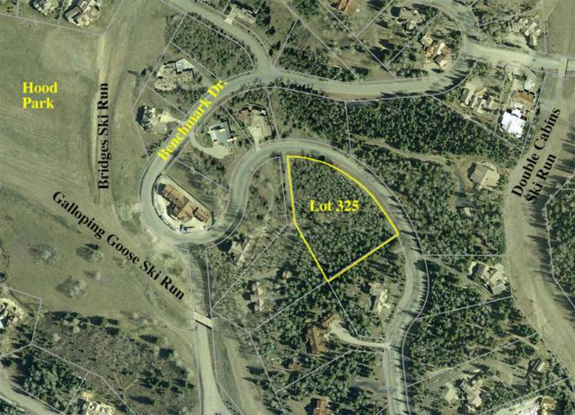 Lot 325 Benchmark Drive Lot 325, Mountain Village, CO 81435 (MLS #36157) :: Nevasca Realty