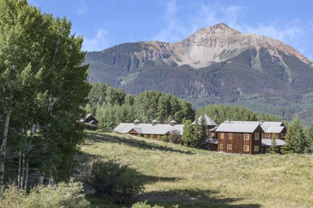 8121 Preserve Drive, Telluride, CO 81435 (MLS #36176) :: Nevasca Realty