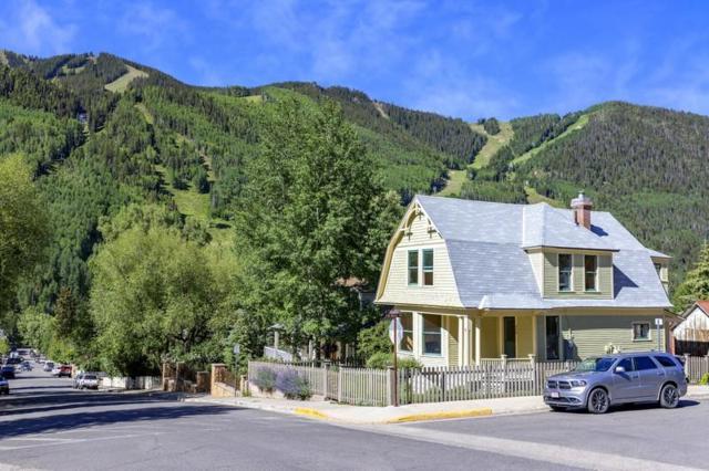 239 N Aspen Street, Telluride, CO 81435 (MLS #36202) :: Telluride Properties