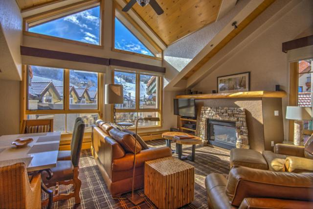 567 Mountain Village Boulevard 512-D, Mountain Village, CO 81435 (MLS #36221) :: Telluride Real Estate Corp.