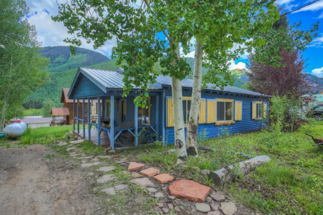 121 N Silver Street, Rico, CO 81332 (MLS #36258) :: Telluride Properties