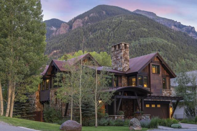 168 Hemlock Street, Telluride, CO 81435 (MLS #36264) :: Nevasca Realty