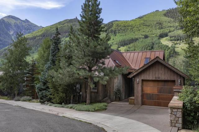 832 Butcher Creek Drive, Telluride, CO 81435 (MLS #36280) :: Nevasca Realty