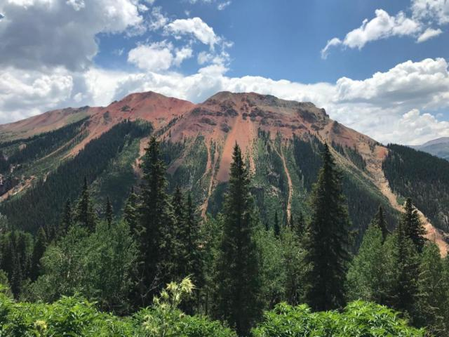 TBD County Road 20, Ouray, CO 81427 (MLS #36297) :: Telluride Properties