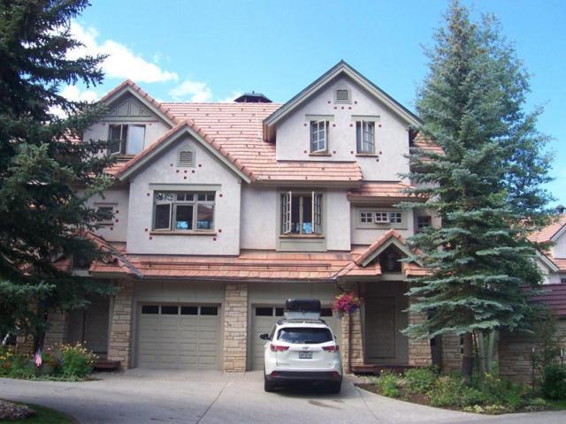 115 Aspen Ridge Drive 7 FF, Mountain Village, CO 81435 (MLS #36331) :: Nevasca Realty