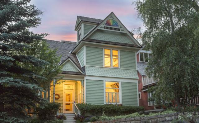 301 N Oak Street, Telluride, CO 81435 (MLS #36358) :: Nevasca Realty