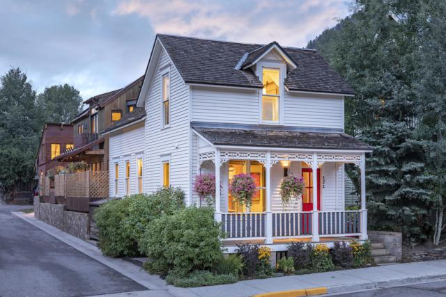 121 N Spruce Street, Telluride, CO 81435 (MLS #36371) :: Nevasca Realty