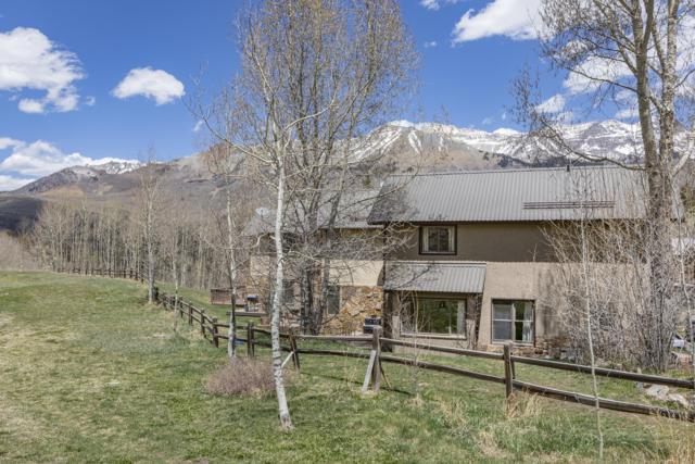 308 Adams Ranch Road #8, Mountain Village, CO 81435 (MLS #36398) :: Telluride Properties