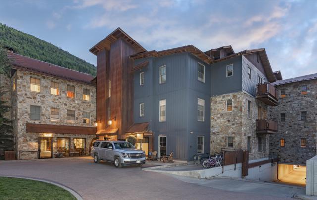 550 W Depot Avenue #105, Telluride, CO 81435 (MLS #36401) :: Telluride Properties