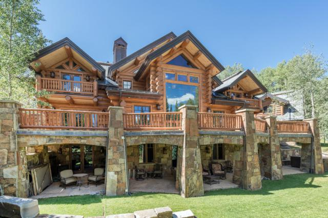 100 Eagles Rest Circle, Mountain Village, CO 81435 (MLS #36402) :: Telluride Properties