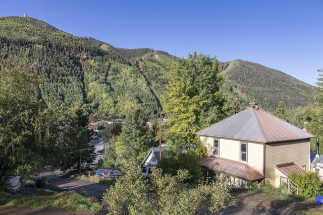 321 N Willow Street, Telluride, CO 81435 (MLS #36404) :: Nevasca Realty