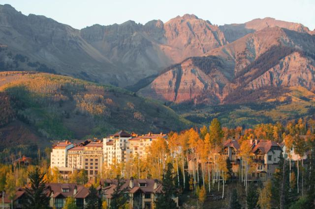 136 Country Club Drive #331, Mountain Village, CO 81435 (MLS #36467) :: Telluride Properties