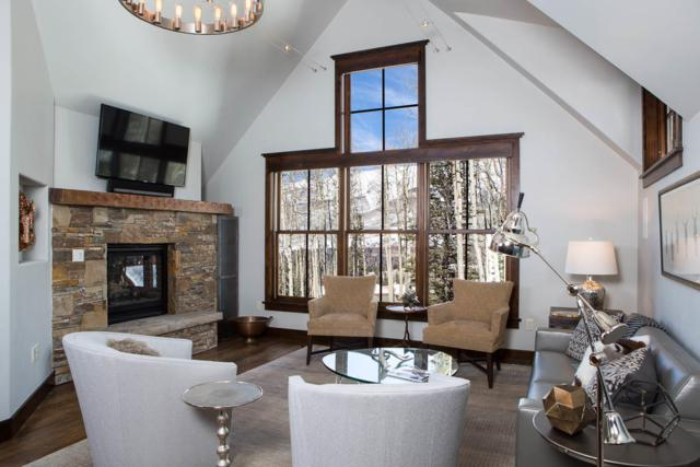 12 Trails Edge Lane #4, Mountain Village, CO 81435 (MLS #36469) :: Telluride Properties