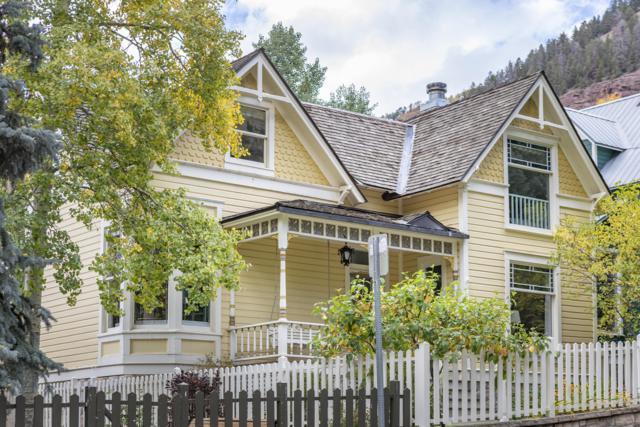 127 N Oak Street, Telluride, CO 81435 (MLS #36473) :: Telluride Real Estate Corp.