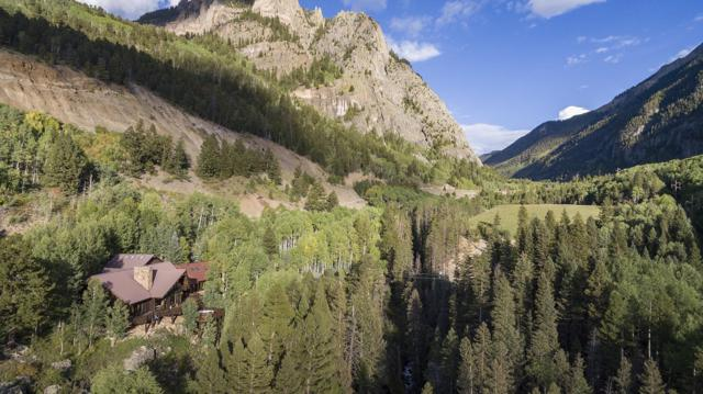 6829 County Rd 63L, Telluride, CO 81435 (MLS #36484) :: Compass