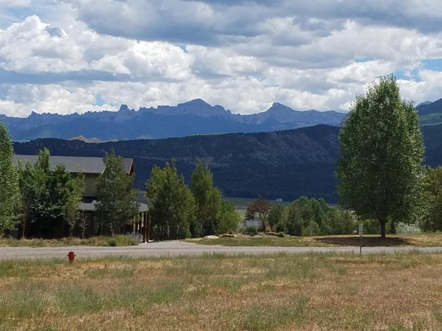 TBD Sabeta Drive #63, Ridgway, CO 81432 (MLS #36508) :: Telluride Properties
