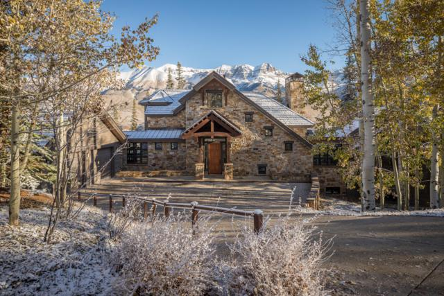 108 Gold Hill Court, Mountain Village, CO 81435 (MLS #36510) :: Nevasca Realty