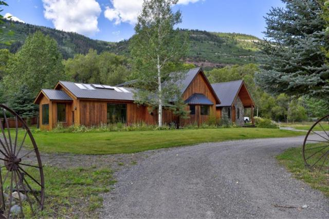 353 County Road 23, Ridgway, CO 81432 (MLS #36513) :: Telluride Properties