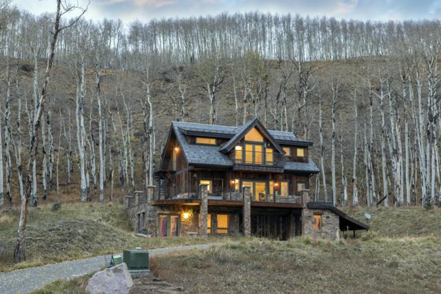 211 E Serapio Drive, Telluride, CO 81435 (MLS #36520) :: Telluride Properties
