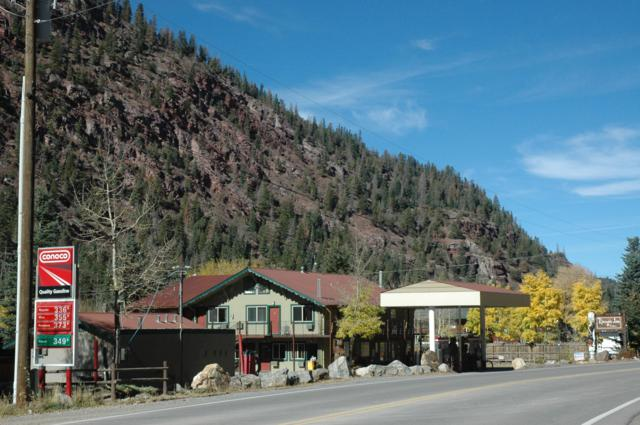 1804 Main Street, Ouray, CO 81427 (MLS #36525) :: Telluride Properties
