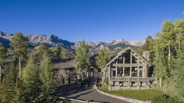 705 Mountain Village Boulevard, Mountain Village, CO 81435 (MLS #36552) :: Telluride Properties