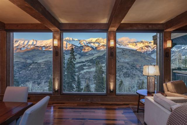 117 Sunny Ridge Place #122, Mountain Village, CO 81435 (MLS #36559) :: Telluride Properties