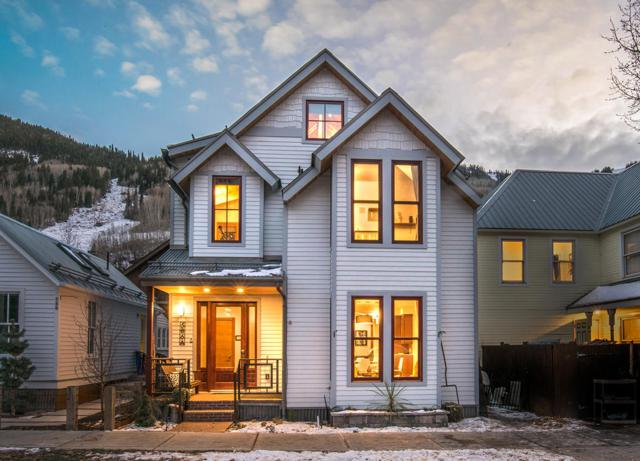 586 W Pacific Avenue A, Telluride, CO 81435 (MLS #36566) :: Telluride Properties