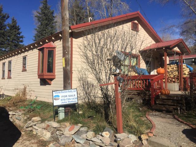 6 E Soda Street, Rico, CO 81332 (MLS #36603) :: Telluride Real Estate Corp.