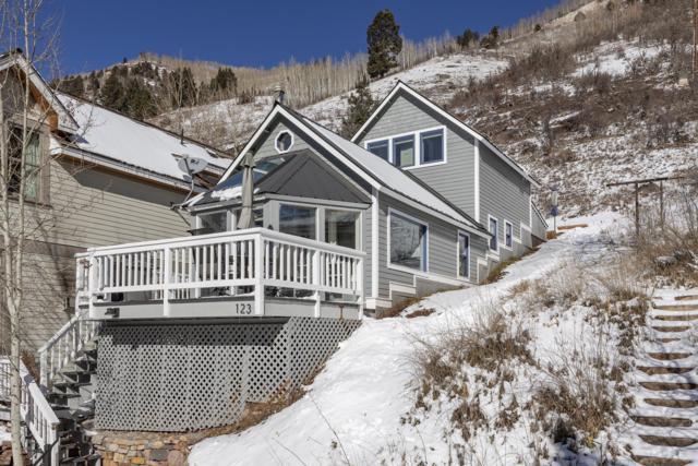 123 E Gregory Avenue, Telluride, CO 81435 (MLS #36610) :: Telluride Properties