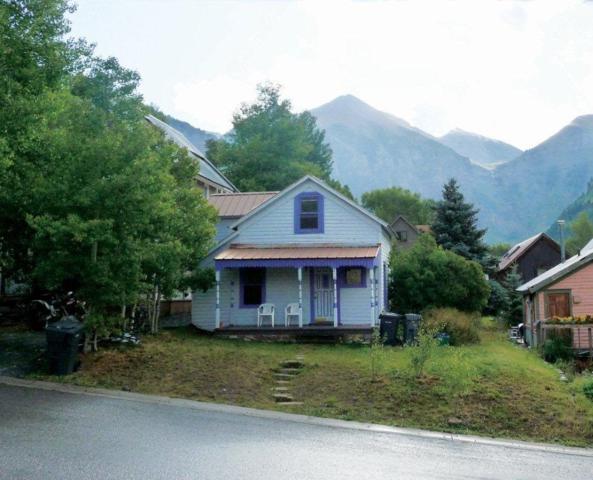 218 N Willow Street, Telluride, CO 81435 (MLS #36632) :: Telluride Properties