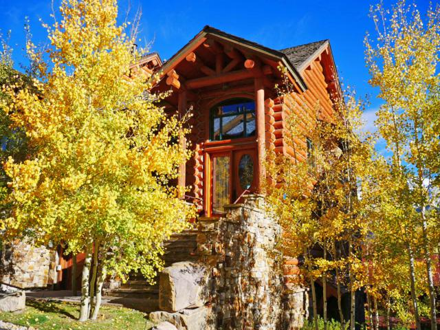 123 Tristant Drive #123, Mountain Village, CO 81435 (MLS #36647) :: Nevasca Realty