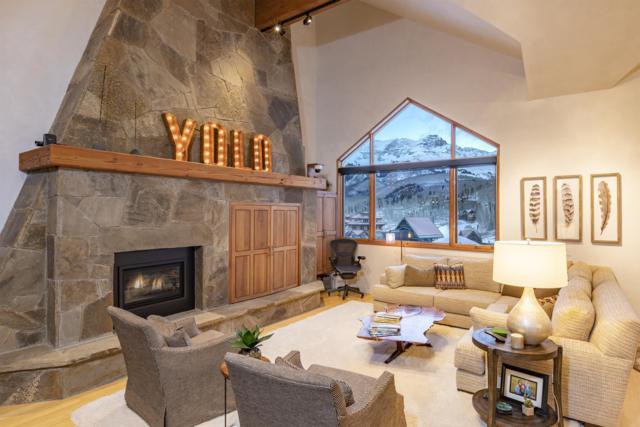 133 Lost Creek Lane #11, Mountain Village, CO 81435 (MLS #36656) :: Nevasca Realty