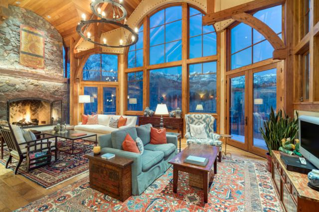 215 Russell Drive, Mountain Village, CO 81435 (MLS #36659) :: Telluride Real Estate Corp.