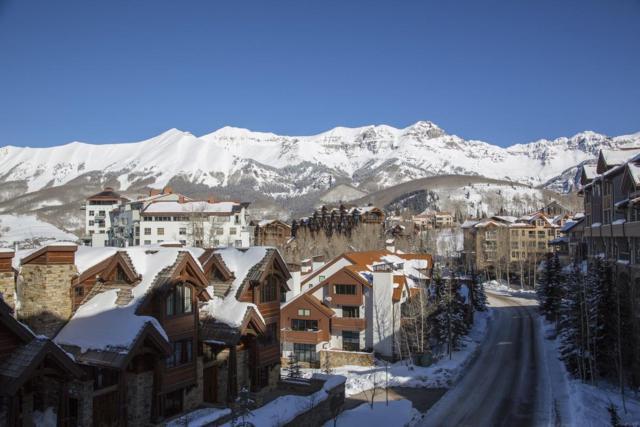 568 Mountain Village Boulevard #333, Mountain Village, CO 81435 (MLS #36677) :: Nevasca Realty