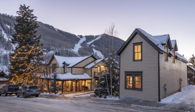 403 W Colorado Avenue, Telluride, CO 81435 (MLS #36687) :: Nevasca Realty