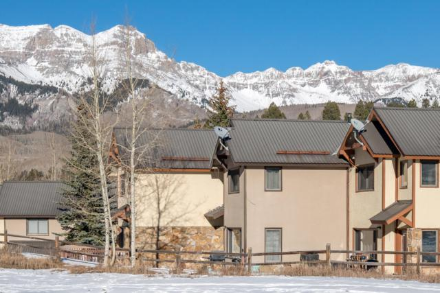 308 Adams Ranch Road #6, Mountain Village, CO 81435 (MLS #36689) :: Nevasca Realty