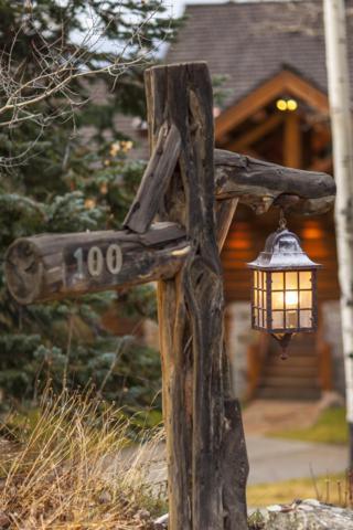 100 Stevens Drive, Mountain Village, CO 81435 (MLS #36691) :: Nevasca Realty