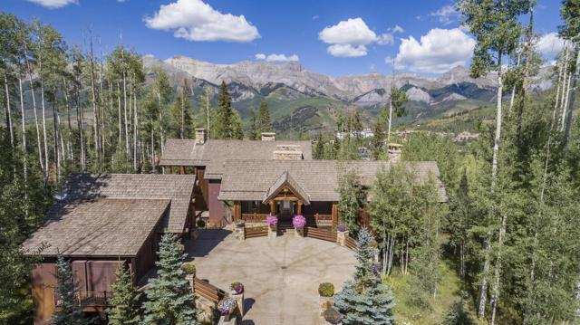 125 Hang Glider Drive, Mountain Village, CO 81435 (MLS #36714) :: Telluride Properties